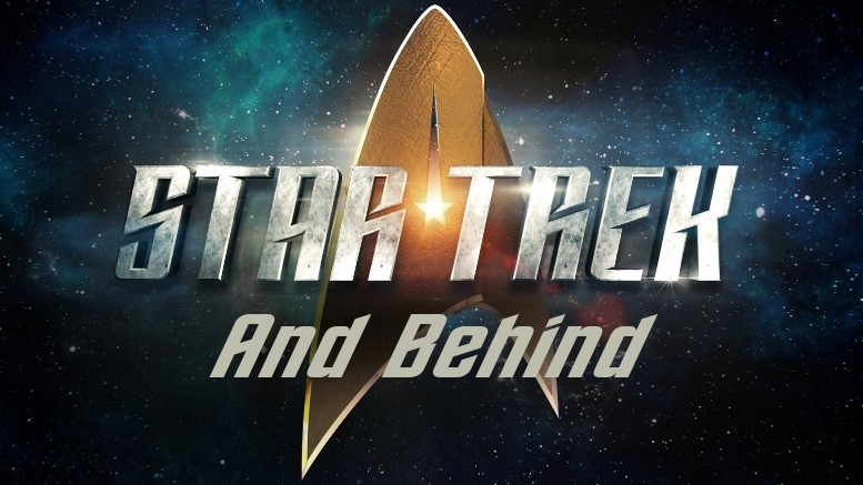 STAR TREK FORWARD INTO THE PAST